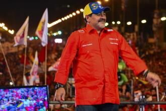 """Maradona este dispus să devină """"soldatul"""" lui Maduro"""