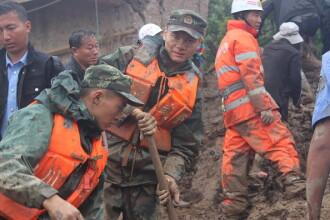 Seism de 6,5 in China. Sunt cel puțin 19 morţi şi 175 de răniţi