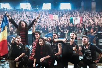 Trupa sibiană de folk-metal E-An-Na a obținut locul II la una dintre cele mai importante competiții de rock: Wacken