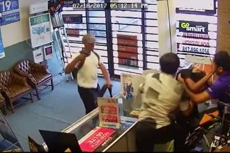 Doi hoţi din Texas şi-au găsit