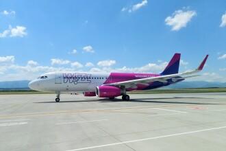 Wizz Air aduce încă o aeronavă în România și lansează patru rute noi. Cât costă biletele