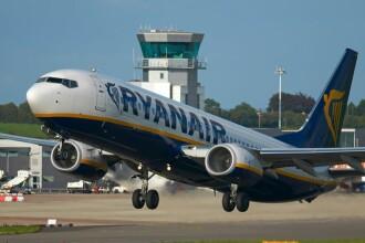 Aterizare de urgenţă a unui zbor Ryanair, după ce zeci de pasageri s-au îmbolnăvit brusc