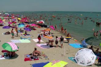 Weekend prelungit pe litoral, de Sfânta Maria. Toate hotelurile sunt ocupate