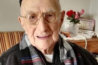 Cel mai bătrân om din lume, supraviețuitor al Holocaustului, a murit. Povestea lui Yisrael Kristal
