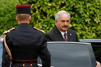 Un dictator militar din Libia vrea 20 de miliarde de dolari de la UE