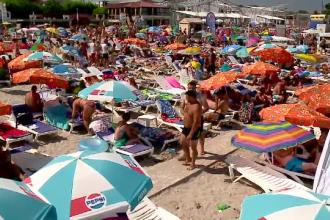 Studiu. Cei mai mulți turiști ajunși pe litoral în minivacanța de 1 Mai provin din București