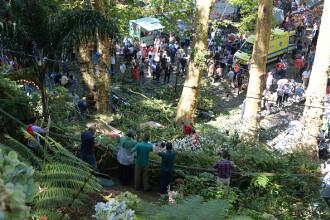 Un copac a căzut peste mulțime în Portugalia: 13 morți și 49 de răniți