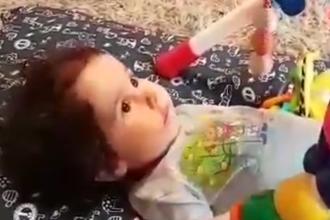 O fetită de 1 an și patru luni are nevoie urgentă de ajutor