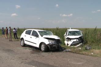 De ziua lui de naștere, un tânăr din Buzău a provocat un accident