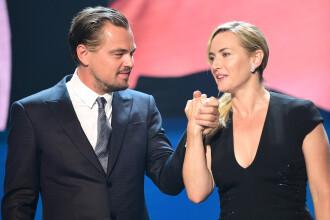 DiCaprio surprins alături de Kate Winslet în Saint Tropez