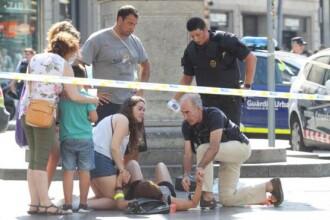 Încă un deces, în urma atentatelor din Barcelona. Cine este victima