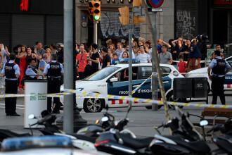 """Mesajul liderilor lumii după atentatul din Barcelona. Junker: """"atac laș"""""""