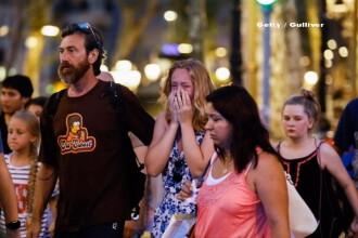 Din ce țări sunt victimele atacului terorist din Barcelona