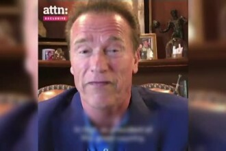 Arnold Schwarzenneger i-a dat o lecție antirasism președintelui Donald Trump