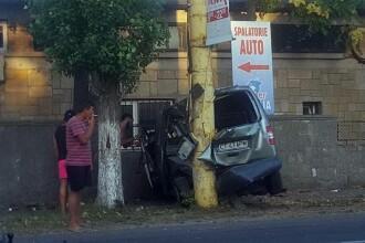 Femeie lovită mortal pe o trecere de pietoni din Mamaia. Șoferul a intrat apoi în stâlp