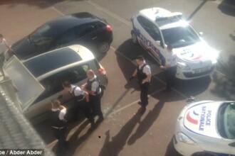 VIDEO șocant. De ce a fost împușcat mortal un șofer de poliția franceză