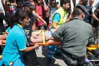 Cutremur în Italia: 2 morți și 40 de răniți. Trei frați, salvați de sub dărâmături