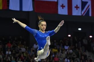 Larisa Iordache a câștigat medalia de aur la Universiada de la Taipei