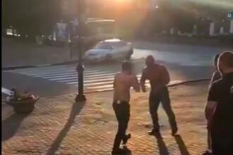 Bataie între un culturist și un luptator MMA. Pierzătorul a murit. VIDEO