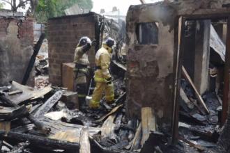 Un mort și 58 de răniți într-un incendiu suspect în Rusia. 560 de oameni, pe drumuri