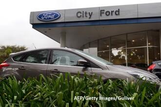Lovitura pe care Ford o dă producătorilor de mașini electrice, cu ajutor din China