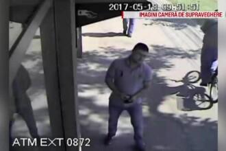 Ce a pățit un tânăr din Sibiu, după ce a luat niște bani uitați într-un bancomat