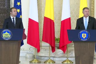"""Presa internațională despre vizita lui Macron în România. """"Nu a primit ce spera"""""""