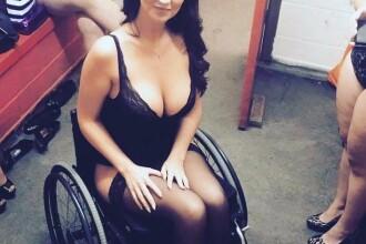 A fost părăsită de soț după ce a rămas paralizată. Cu cine se iubește acum femeia