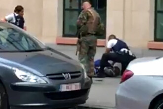 Statul Islamic a revendicat atacul terorist din Bruxelles