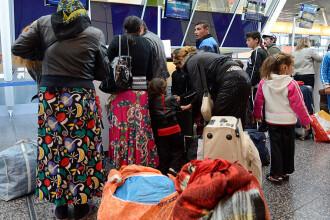 Comunitățile de romi riscă deportarea din Marea Britanie după Brexit