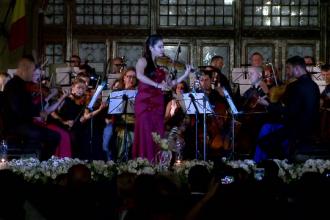 Una dintre cele mai bune violoniste ale lumii, concert la Constanța