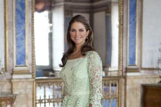 Prințesa Madeleine a Suediei va fi mamă pentru a treia oră. Mesajul acesteia