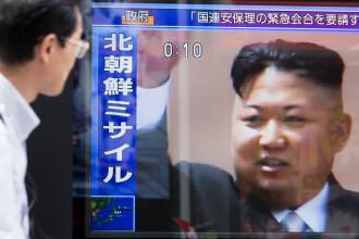 """Japonia acuză o ameninţare fără precedent. Trump: """"Toate opțiunile sunt pe masă"""""""