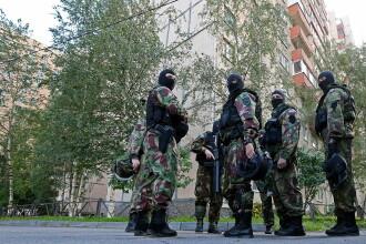 Doi jihadişti, arestaţi în Moscova. Ce atacuri plănuiau