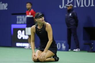 Surpriză uriașă la Indian Wells. Maria Sharapova, eliminată din primul tur