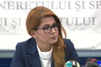 Ioana Bran, despre numerele anti-PSD: Nu e normal ca o mamă să vadă obscenităţi pe stradă în anul centenar