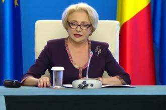 """Dăncilă: """"Veniturile au crescut"""". Cine câștigă și cine pierde bani în urma rectificării bugetare"""