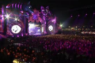 Untold 2018. Zeci de mii de spectatori au dansat până în zori, în prima zi a festivalului