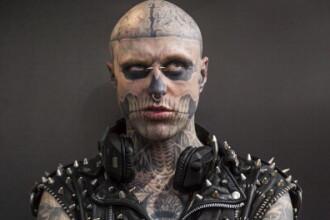 Zombie Boy, artistul canadian care a colaborat cu Lady Gaga, s-a sinucis