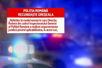 """Anchetă internă la Poliție, în cazul șoferului cu numere anti-PSD. """"Se cercetează ei pe ei"""""""
