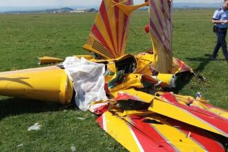 Show-ul aviatic de la Suceava, anulat în urma accidentului în care a murit un pilot