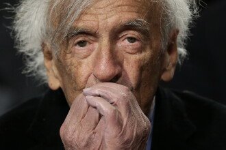 Ce scrie BBC despre mesajele antisemite de pe casa lui Elie Wiesel, din Sighetu Marmaţiei