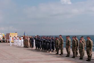 Ziua Marinei Române este marcată, în premieră, în şapte oraşe din România