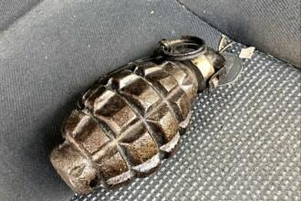 Un băiat de 4 ani a descoperit în Olanda o grenadă şi a adus-o acasă, în Germania