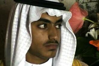Trump confirmă moartea lui Hamza Bin Laden,