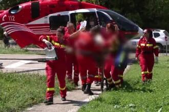Pilotul care a supraviețuit accidentului aviatic din Suceava, în stare critică. 8 neurochirurgi îl îngrijesc