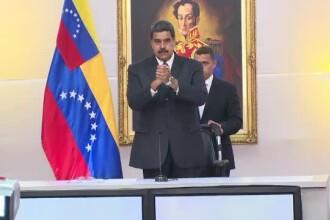 Nicolas Maduro a acuzat Statele Unite că au pus la cale uciderea sa