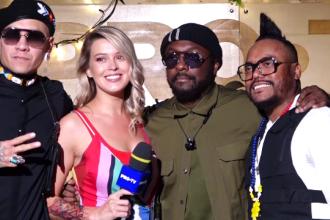 Black Eyed Peas, surprinși de România și UNTOLD. De ce și-au cerut scuze la Cluj