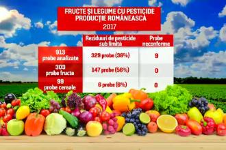 CAMERA ASCUNSĂ. Producătorii de fructe și legume folosesc pesticidele după ureche.