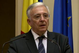 Mugur Isărescu va fi audiat marţi în comisiile economică şi de buget din Senat